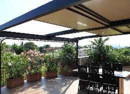 Progetti pag3 - FIVE STARS Italy pergole,mobili per giardino,cucine da esterno