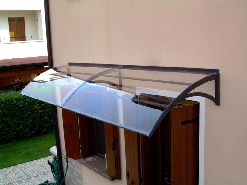 FIVE STARS in alluminio e policarbonato - FIVE STARS Italy pergole,mobili per giardino,cucine da ...