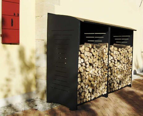 Portalegna five stars portalegna da esterno portalegna da for Porta legna da esterno